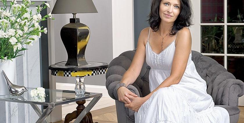 Katarzyna Pander-Liszka, wystrój wnętrza