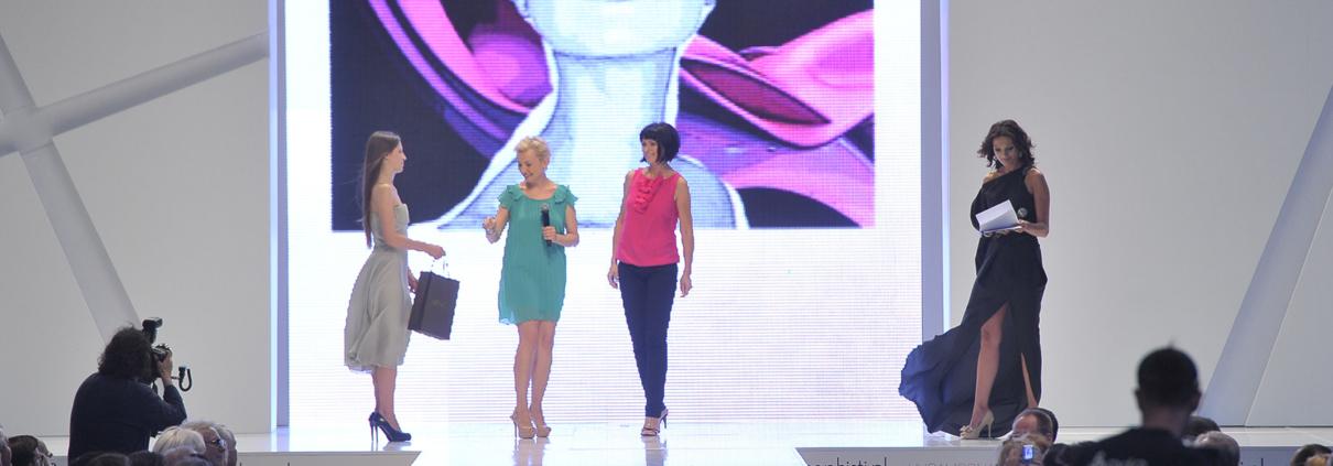 Katarzyna Pander-Liszka, scena z: Helena Palej, Agata Konarska, SK:, , fot. Kurnikowski/AKPA