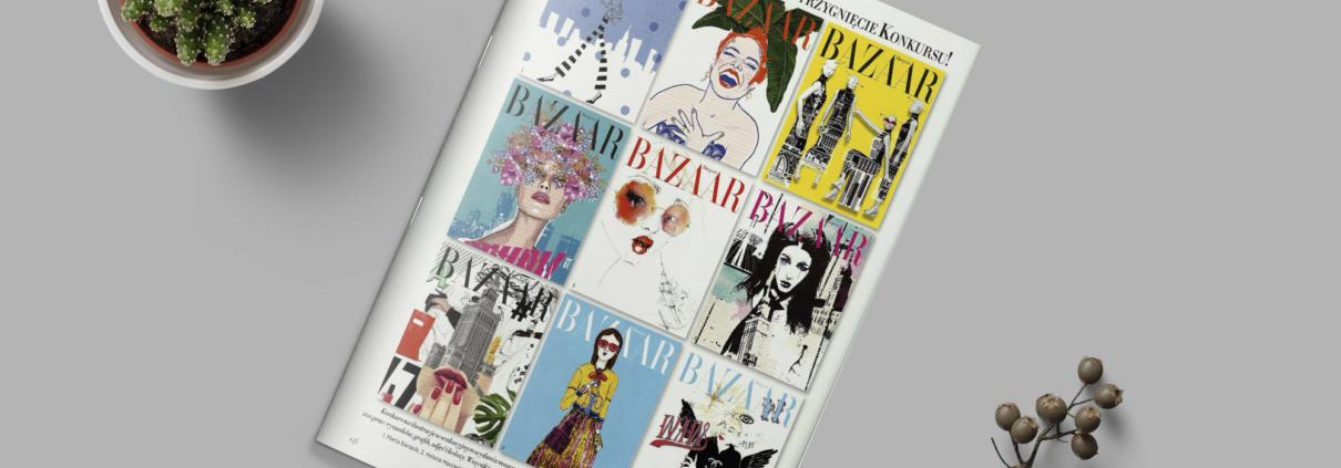 Katarzyna Pander-Liszka, Harpers Bazaar